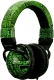 SkullCandy Hesh Green/Black